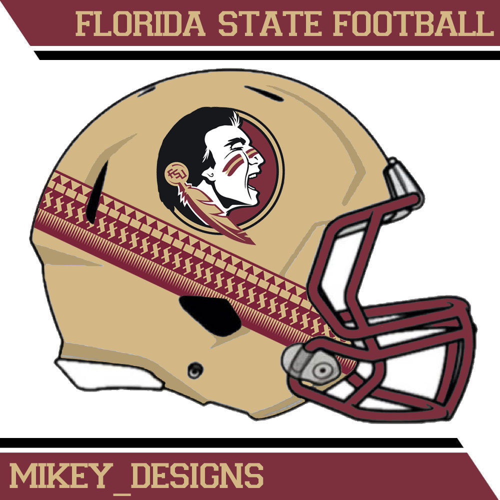 Florida State New Logo Florida State's New Logo